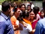 Video : What Dipa Karmakar Did When She Saw Her Sister Among Cheering Crowds