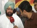 Video : नवजोत सिंह सिद्धू के लिए कांग्रेस के दरवाजे खुले हुए हैं : अमरिंदर सिंह