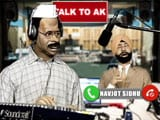 Video: Talk to AK: Sidhu Calling