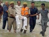 Video: 'Before I Realised, Cops Picked Me Up': Shivraj Chouhan On Flood Picture