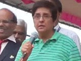 Video : Will Quit If I Do Not Get Help To Make Puducherry Clean: Kiran Bedi