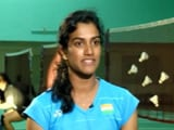Video : PV Sindhu Snubs Minister's Offer, Says Gopichand 'My Best Coach'
