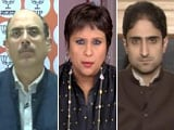 Video : Rajnath Singh Tweets Open Invite For Talks, Will Separatists Meet Him Half Way?
