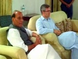 Video : Terror Attack, Clashes In Kashmir As Rajnath Singh Visits Srinagar