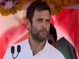 Video : Didn't Blame RSS For Gandhiji's Killing: Rahul Gandhi To Supreme Court