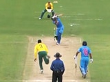 Video : India A on Top After Rain Plays Spoilsport vs South Africa A