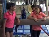Video: दीपा कर्मकार से प्रेरित होकर अपने सपनों को पूरा करने में जुटी अस्मिता