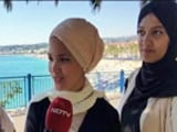 Video : Burkini Ban Row Escalates After Police In Nice Force Woman To Remove Part Of Clothing