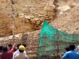 Video: Wall of 850-Year-Old Jaisalmer Fort Collapses