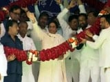 Video: In Azamgarh, Mayawati Brings Uttar Pradesh Battle To Mulayam's Turf