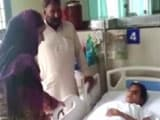 Video : 'Are You Angry With Me?' Mehbooba Mufti Asks Girl Blinded By Pellets