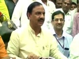 Video : No Skirts Please, Minister Mahesh Sharma Advises Foreign Tourists