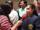 Video : Happy That me And my Coach Are Getting National Awards: Dipa Karmakar