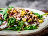 Video : Quinoa & Jamun Salad