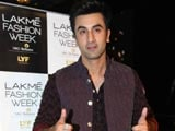 Video : Ranbir Kapoor Doesn't Find Walking on the Ramp 'Fun'