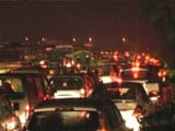 Video : Delhi Crawled After Heavy Rain. VVIP John Kerry Reportedly Stuck Too