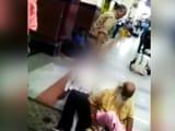 Video : ग्वालियर रेलवे स्टेशन पर GRP के जवान ने नाबालिग को पीटा, प्लेटफॉर्म पर बुरी तरह घसीटा