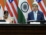 Video: From Delhi, A Strong Message From John Kerry To Pakistan On Terror