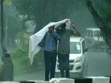 Video : Hyderabad, Delhi, Gurugram Locked Down By Pounding Rain