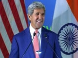 Video: At IIT Delhi, John Kerry Jokes About Rain And Boats