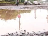 Video: 190 New Roads Develop Potholes In Bhopal, Civic Body Investigates