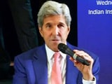 Video : Pakistan Has To Do More To Clear Terror Sanctuaries, Says John Kerry