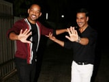 Video : Akshay and Will Smith in a Commercial?