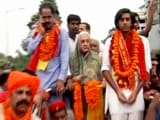 Video : जयपुर में गहराता जा रहा है राजमहल विवाद