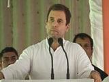Video : प्राइम टाइम इंट्रो : आरएसएस से जुड़ा बयान वापस नहीं लेंगे राहुल गांधी