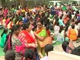 Video : Delhi's Hospitals Overflowing, Nurses On Indefinite Strike