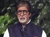 Videos : भाषण देने से नहीं, सफाई करने से साफ होगा इंडिया : अमिताभ बच्चन