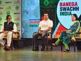 Videos : गंदगी फैलाने वालों को भी साफ-सफाई के लिए प्रेरित करें- अमिताभ बच्चन