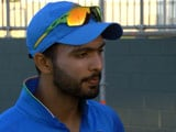 Video : Rahul Dravid Helped India A Stay Calm Ahead of Final: Mandeep Singh