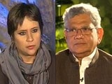 Video : Modi Sarkar Should've Invited Hurriyat Directly: Sitaram Yechury On Meeting Separatists