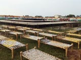 Video : 2,000 Khaats For Farmer Meet As Rahul Gandhi Launches UP Campaign