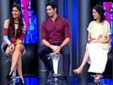 Video : This Is How Katrina, Sidharth Reacted When They First Heard Baar Baar Dekho