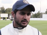 Video : Brisbane Wicket Helped Me Take Chances, Says Manish Pandey