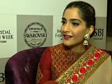 Video : Sonam Kapoor Spills The Beans On Veerey Di Wedding