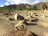 Video: In Ladakh,  Art On The Rocks