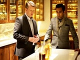 Rahul Khanna Tastes The Finest Single Malt Scotch In The World