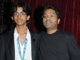 Video : Is Lalit Modi Preparing The Pitch For His Son?