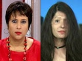 Video: We Did No Wrong, Why Stop Living: Acid Attack Survivor Who Walked NYC Ramp