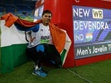 Video : Devendra Jhajharia's Family Celebrates Paralympics Javelin Gold