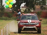Video: India Adventures in Patiala: Hitting The Target With The Renault Duster