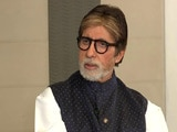 Video : Pink Is Amitabh Bachchan's Colour