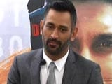 Mahendra Singh Dhoni Promotes Biopic in The United States