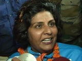 Video: Band, Baaja And Fanfare For Paralympic Medallist Deepa Malik