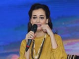 Video : #NDTVYouthForChange: I Fear Plastic And Garbage The Most, Says Dia Mirza