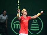 Rafael Nadal Takes Spain Back Into Davis Cup World Group
