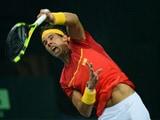 रफाल नडाल के खेल से स्पेन फिर डेविस कप विश्व ग्रुप में